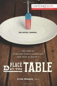 place at the table book